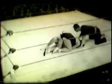 Collector's Classics 1 - 1950's Girls Wrestling (Silent) Clip 3 00:60:00