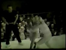 Collector's Classics 1 - 1950's Girls Wrestling (Silent) Clip 4 01:03:40