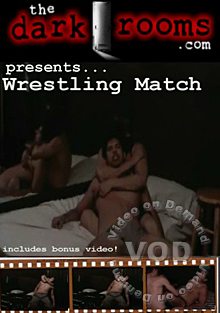 Wrestling Match Box Cover