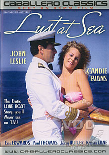 Lust At Sea Box Cover