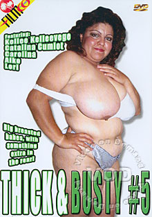 Thick & Busty #5 Box Cover