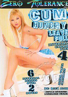 Cum Hungry Leave Full 4 Box Cover