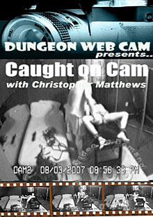 Caught On Cam Box Cover