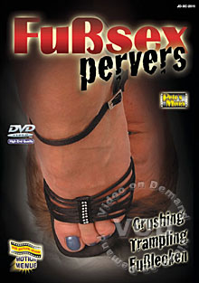 FussSex Pervers Box Cover