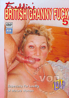 British Granny Fuck 5 Box Cover - Login to see Back