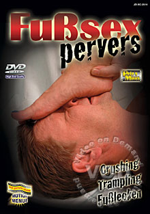FussSex Pervers 2 Box Cover