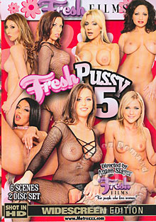 Fresh Pussy 5 Box Cover
