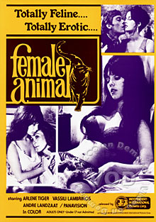 Female Animal Box Cover