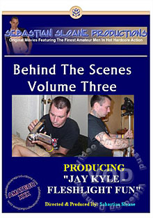 Behind The Scenes Volume Three Box Cover