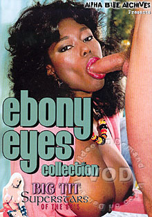 Ebony Eyes Collection Box Cover