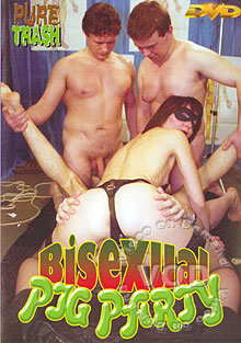 Bisexual Pig Party Box Cover