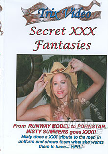 Secret XXX Fantasies Box Cover