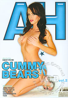 Cummy Bears Vol. 2 Box Cover