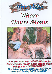 Whore House Moms Box Cover