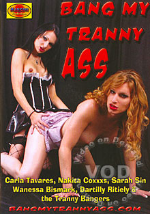 Bang My Tranny Ass Box Cover