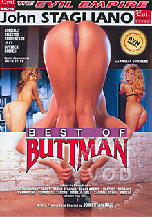 Best Of Buttman Box Cover