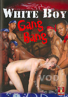 White Boy Gang Bang Box Cover
