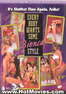 Everybody Wants Some - Bionca Style Box Cover