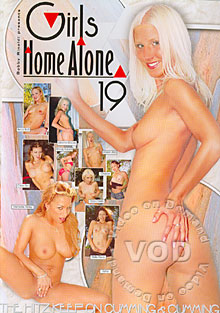 Girls Home Alone 19 Box Cover