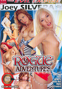 Rogue Adventures 31 Box Cover