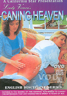 Caning Heaven Part Two Box Cover