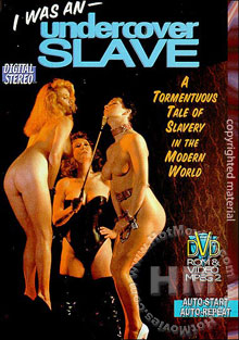I Was An Undercover Slave Box Cover