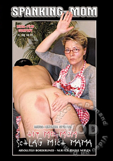 Spanking - Mom Box Cover