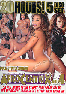 AfroCentrix Vol. 4 - Collector's Edition (Disc 3) Box Cover