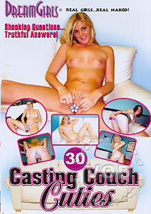 Casting Couch Cuties 30 Box Cover