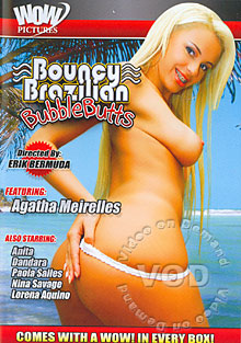 Bouncy Brazilian Bubble Butts