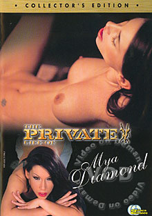 The Private Life Of Mya Diamond (Disc 1) Box Cover