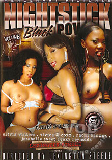 Nightstick Black POV Volume 2 Box Cover