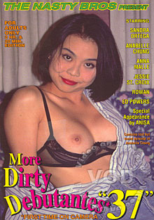 More Dirty Debutantes Volume 37 Box Cover
