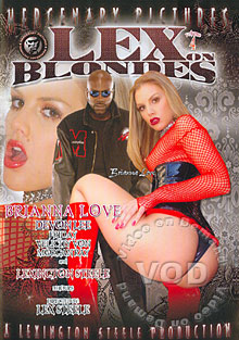 Lex On Blondes Volume 4 Box Cover