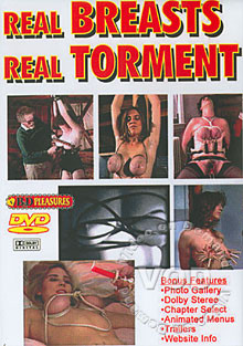 Real Breasts Real Torment Box Cover