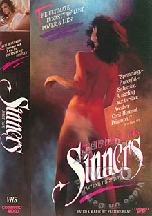 Cecil Howard's Sinners Part One: The Set-Up Box Cover