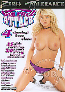 Big Rack Attack 4 Box Cover