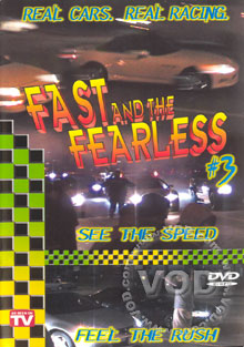 Fast and the Fearless #3 Box Cover
