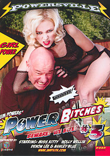 Power Bitches #3 Box Cover