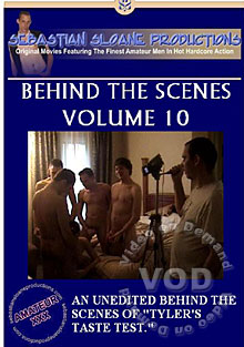 Behind The Scenes Volume 10 Box Cover