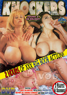 Knockers Volume 2 - DD Delight! Box Cover