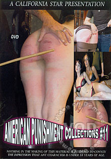 American Punishment Collections #11 Box Cover