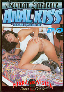 German Hardcore - Anal Kiss Box Cover