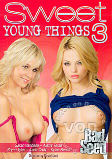 Sweet Young Things 3 Box Cover