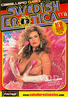 Swedish Erotica Volume 118 Box Cover