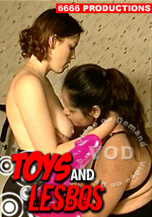 Toys And Lesbos Box Cover