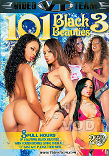 101 Black Beauties 3 (Disc 2) Box Cover