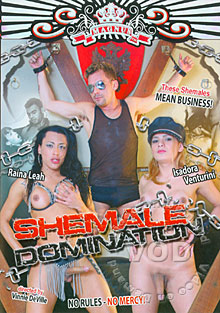 Shemale Domination Box Cover