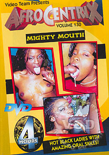 Afrocentrix-Volume 130 - Mighty Mouths Box Cover