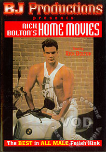 Rick Bolton's Home Movies Box Cover